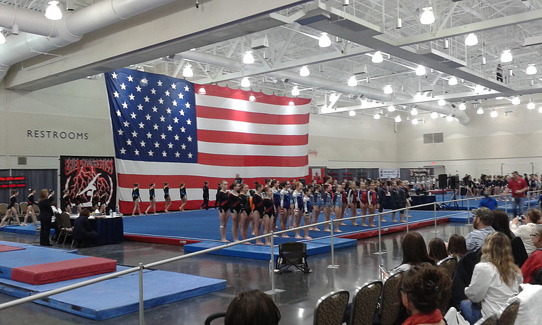 Stars & Stripes Invitational - 2015