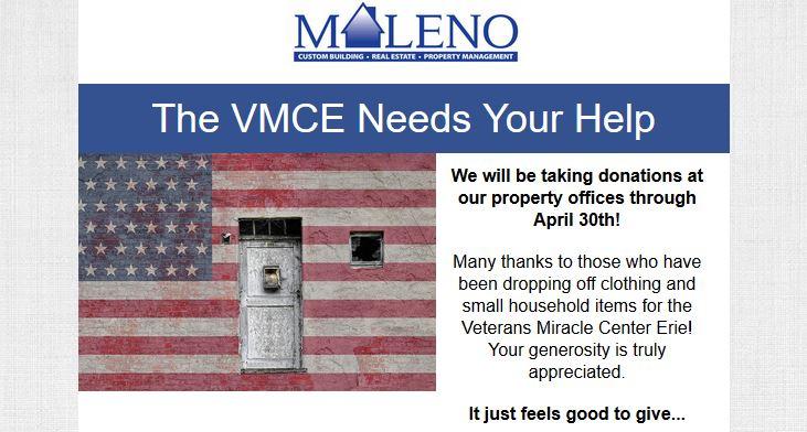 Maleno Helps VMCE