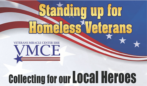STANDING UP FOR HOMELESS VETERANS