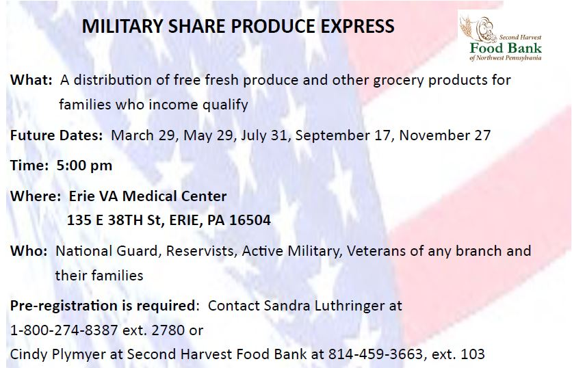 Military Share Produce Express