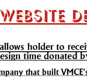 20 Hours Free Website Design