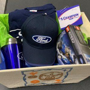 Basket of Auto Goodies
