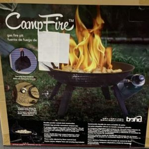 "Portable propane ""Camp Fire"""