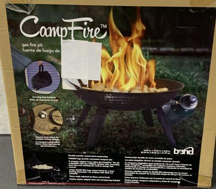 Portable Camp Fire by Tractor Supply
